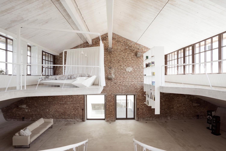 2_Loft Panzerhalle_Smartvoll Architekten ZT KG_Inspirationist
