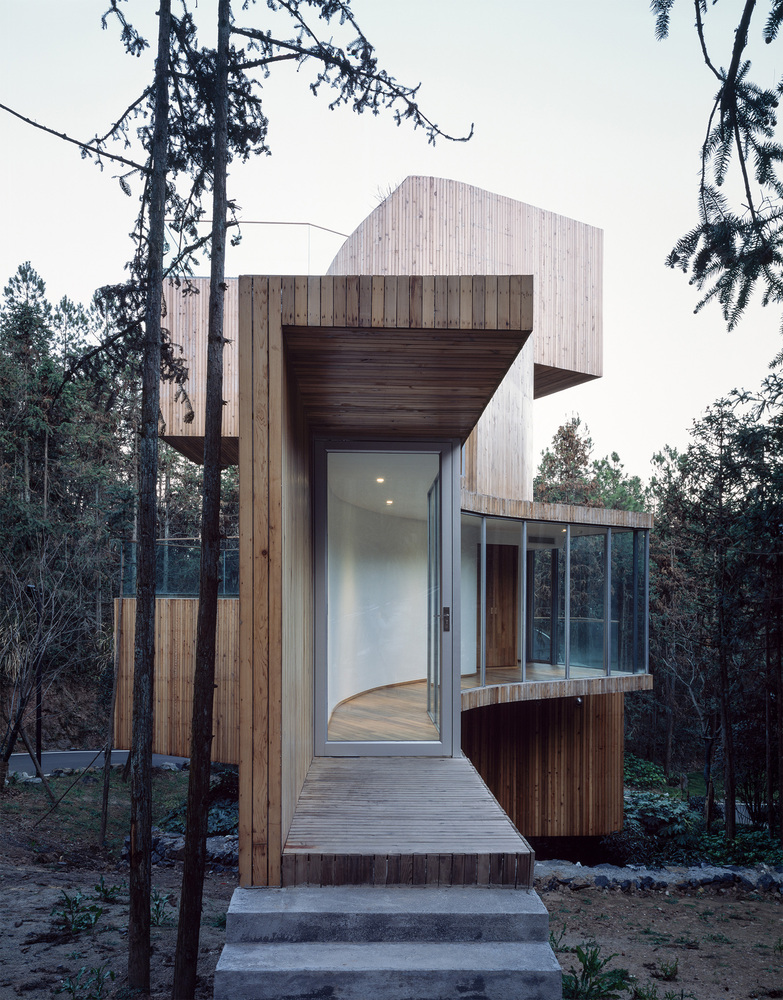 5_The Qiyun Mountain Tree House_Bengo Studio_Inspirationist