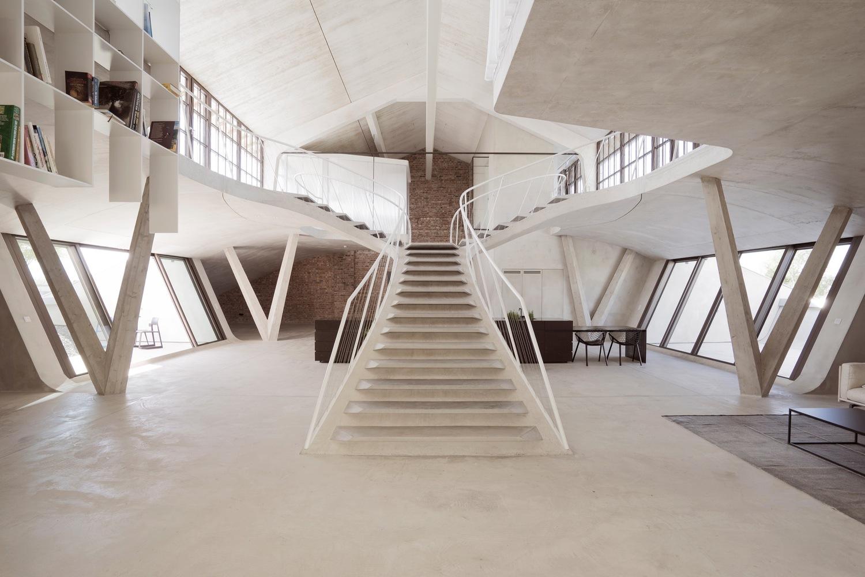 7_Loft Panzerhalle_Smartvoll Architekten ZT KG_Inspirationist