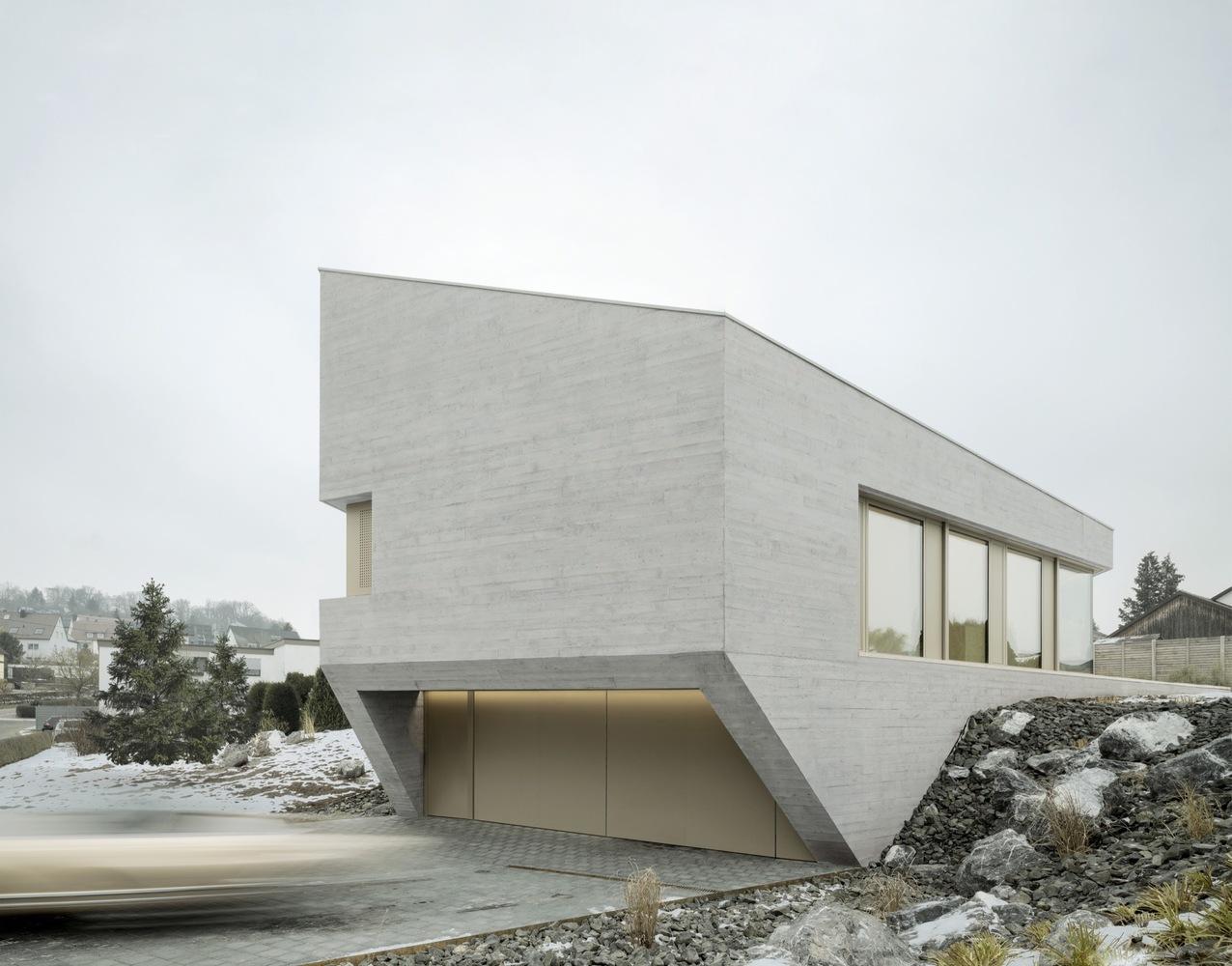 9_E20 Private Residence_STEIMLE ARCHITEKTEN BDA_Inspirationist
