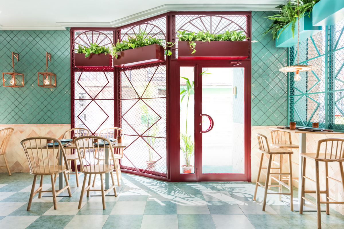 Albabel Restaurant fuses Andalusian eclecticism and craftsmanship |  Inspirationist