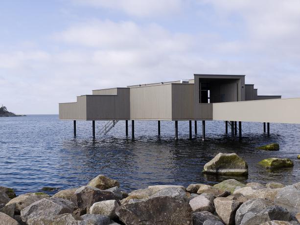 Karlshamns kallbadhusWhite arkitekter
