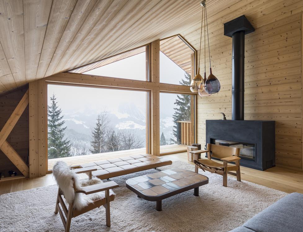1_Mountain House_Studio Razavi architecture_Inspirationist