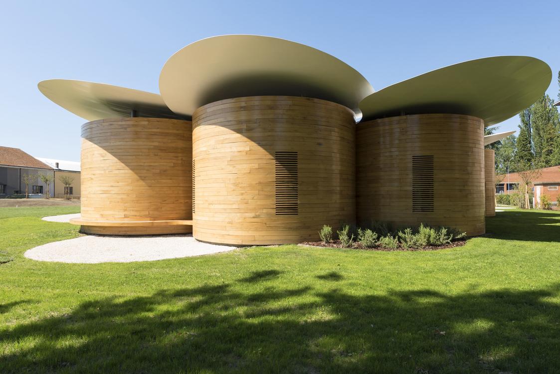 Casa della Musica - Pieve di Cento - Arch. Mario Cucinella
