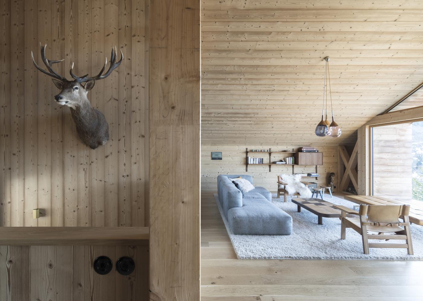 7_Mountain House_Studio Razavi architecture_Inspirationist
