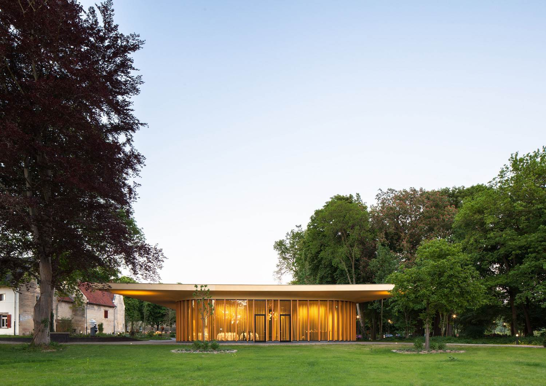 2_St. Gerlach Pavilion & Manor Farm_mecanoo_Inspirationist