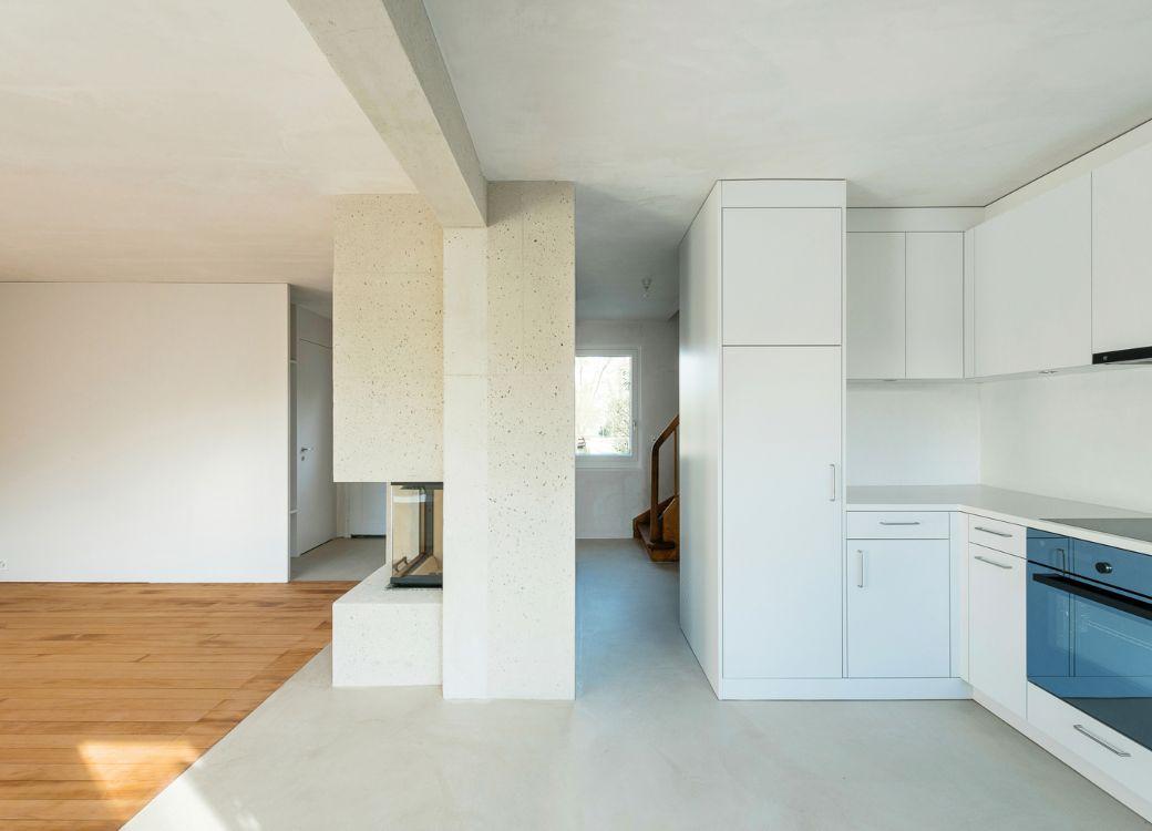 4_Townhouse in Zollikon_Wuelser Bechtel Architekten_Inspirationist