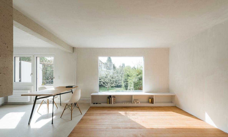 5_Townhouse in Zollikon_Wuelser Bechtel Architekten_Inspirationist