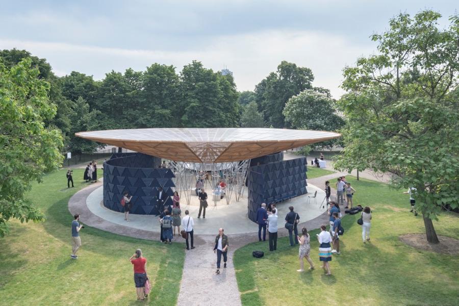 8_Diébédo Francis Kéré_Serpentine Pavilion_Inspirationist