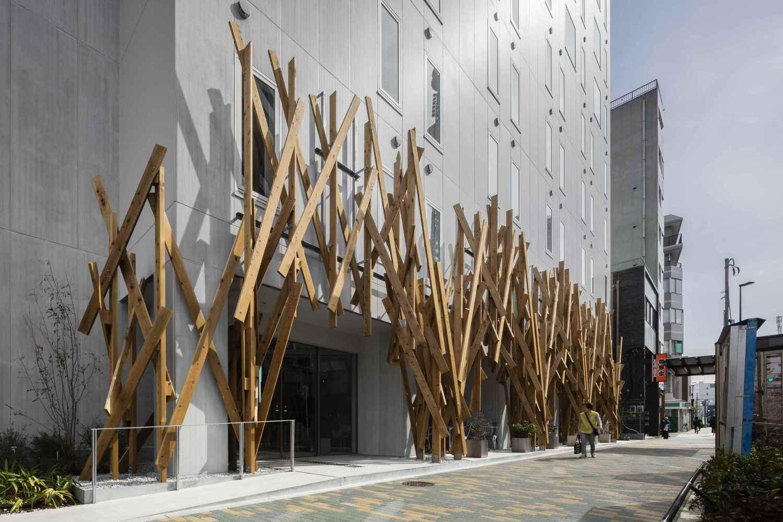 1_One@Tokyo_Kengo Kuma & Associates_Inspirationist