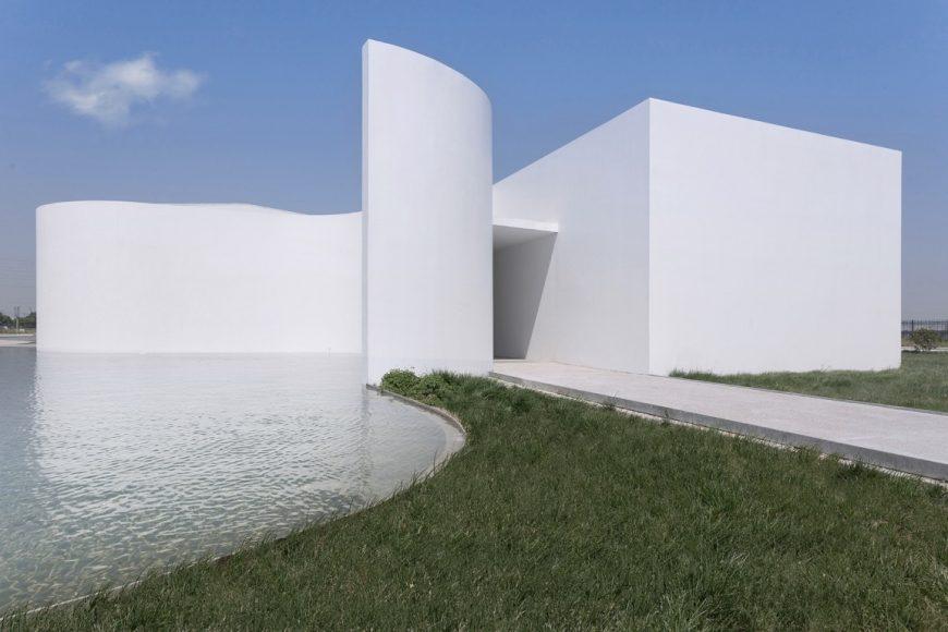 2_Laboratory for Shihlien Biotech Salt Plant_WZWX Architecture Group_Inspirationist