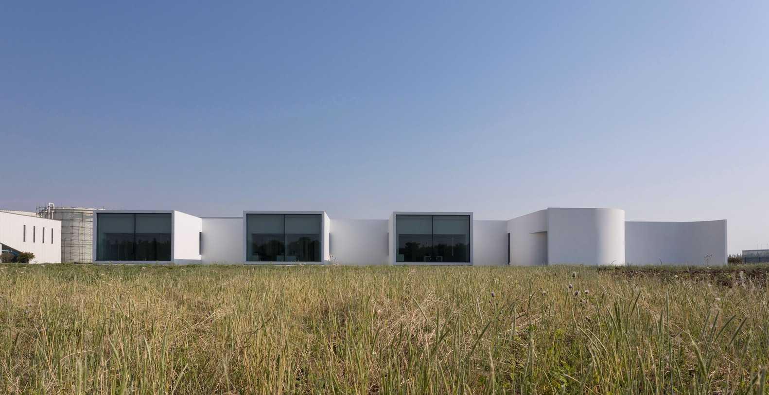3_Laboratory for Shihlien Biotech Salt Plant_WZWX Architecture Group_Inspirationist