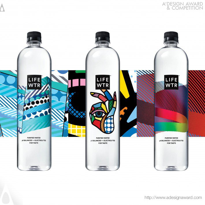 LIFEWTR Series 1 by PepsiCo Design & Innovation
