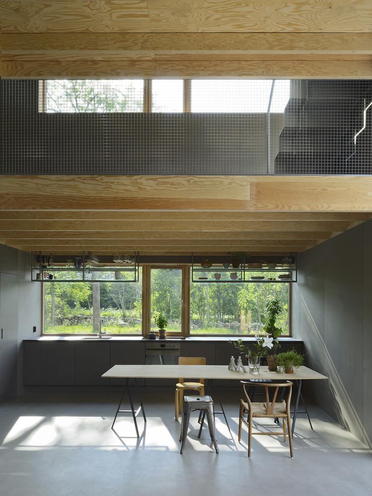 11_House for a Drummer_Bornstein Lyckefors_Inspirationist