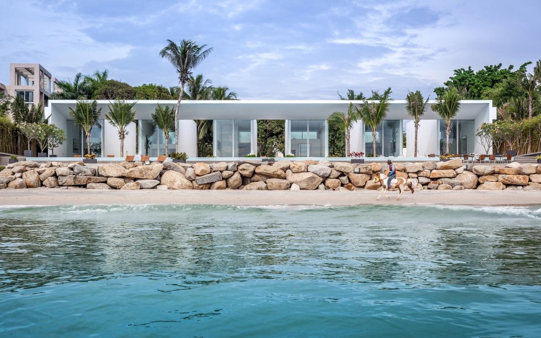1_Seaside Villa_Shinichi Ogawa & Associates_Inspirationist