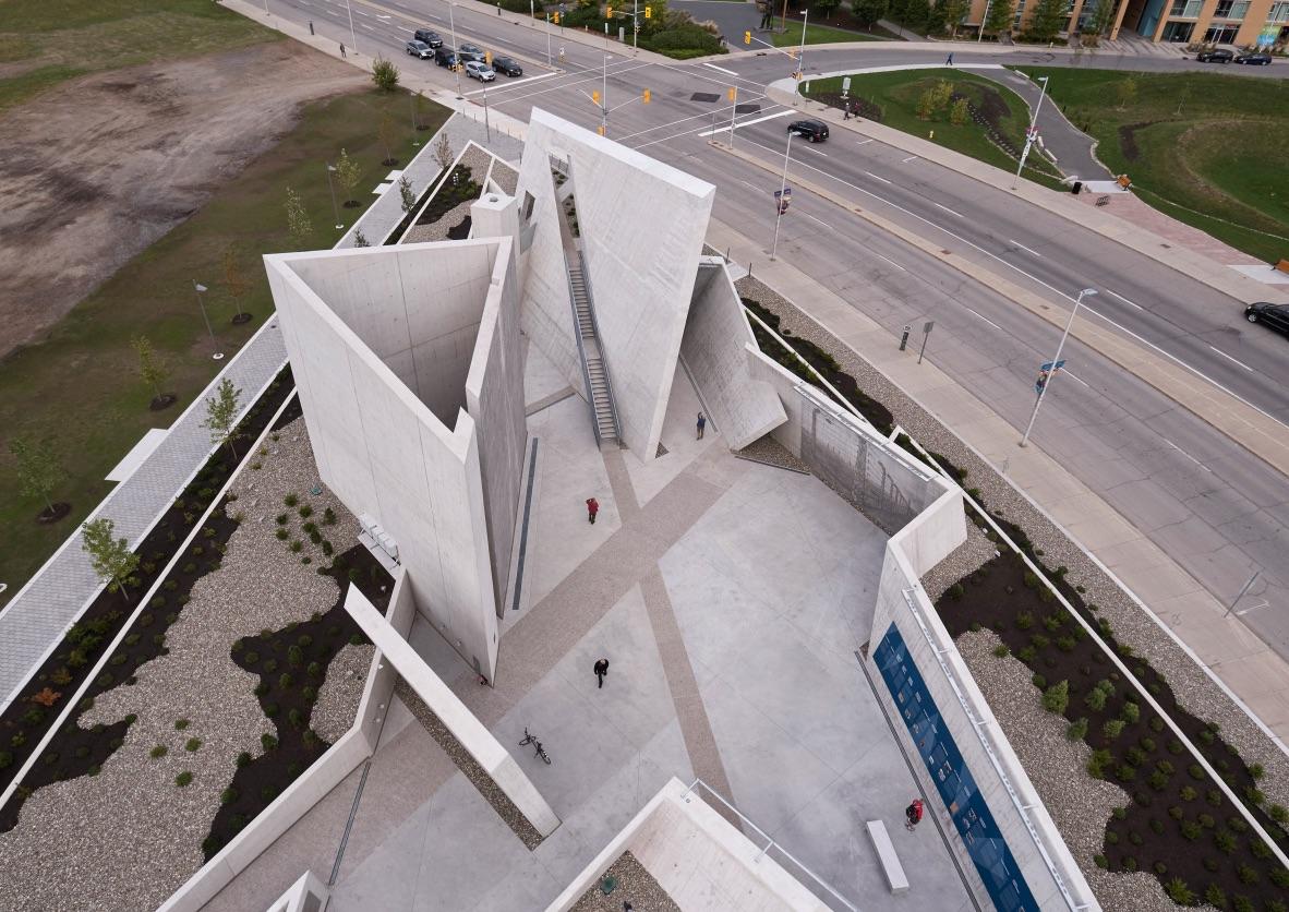 11_Studio Libeskind_National Holocaust Monument_Inspirationist
