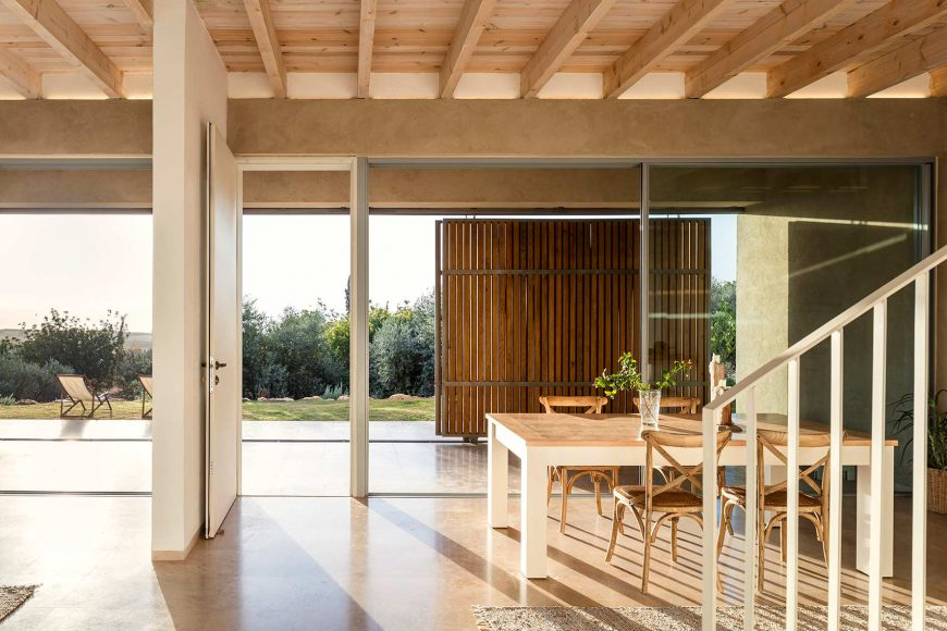 13_Golany Architects_Residence in the Galilee_Inspirationist