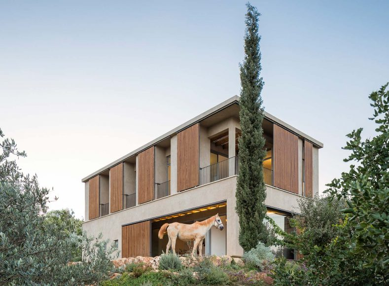 4_Golany Architects_Residence in the Galilee_Inspirationist