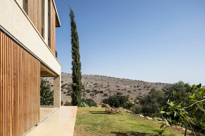 6_Golany Architects_Residence in the Galilee_Inspirationist