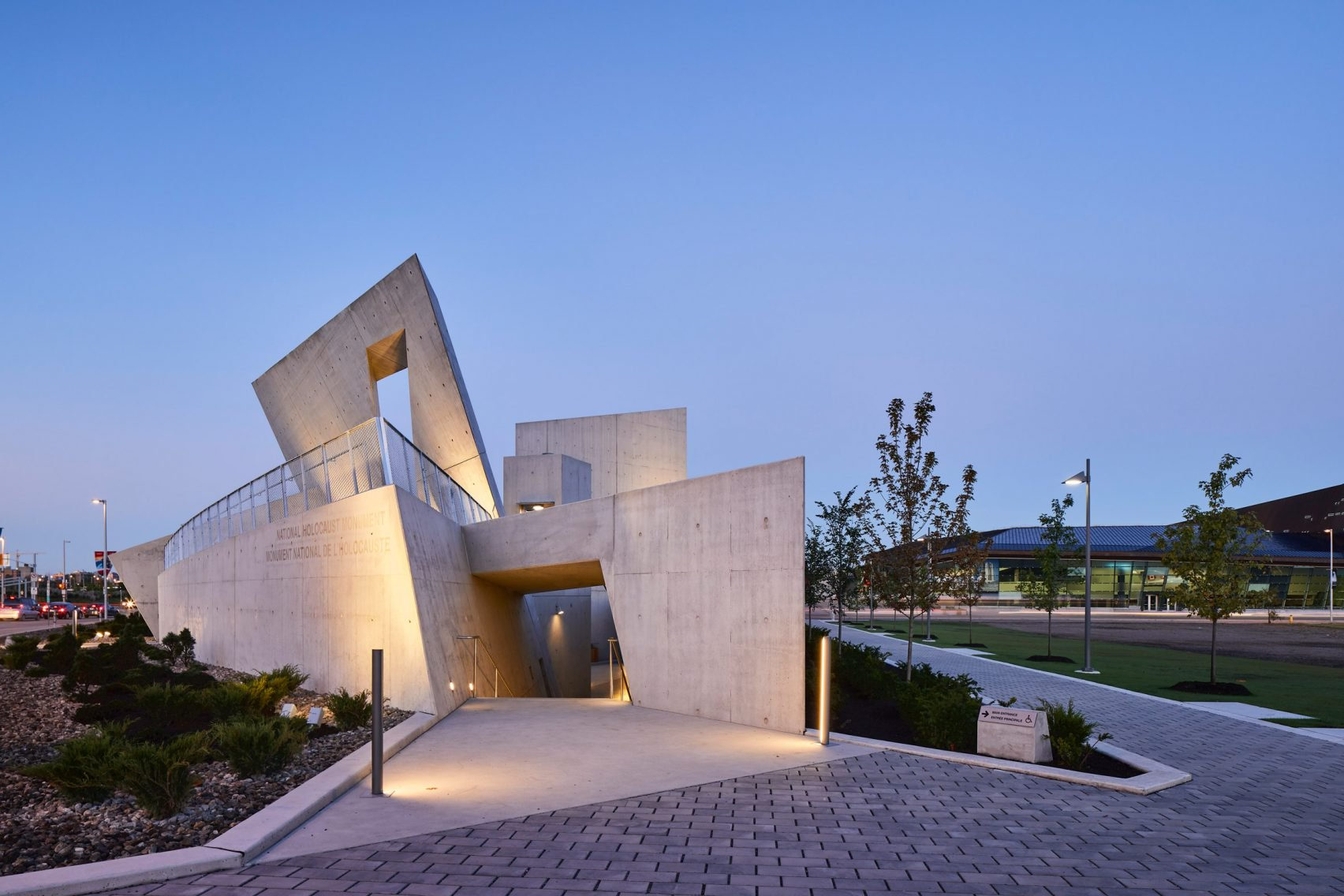 9_Studio Libeskind_National Holocaust Monument_Inspirationist