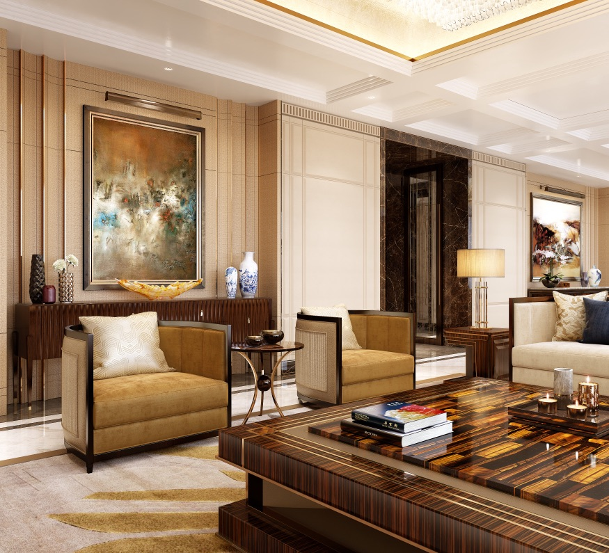 HBA Residential_Beijing Luxury Apt TY4