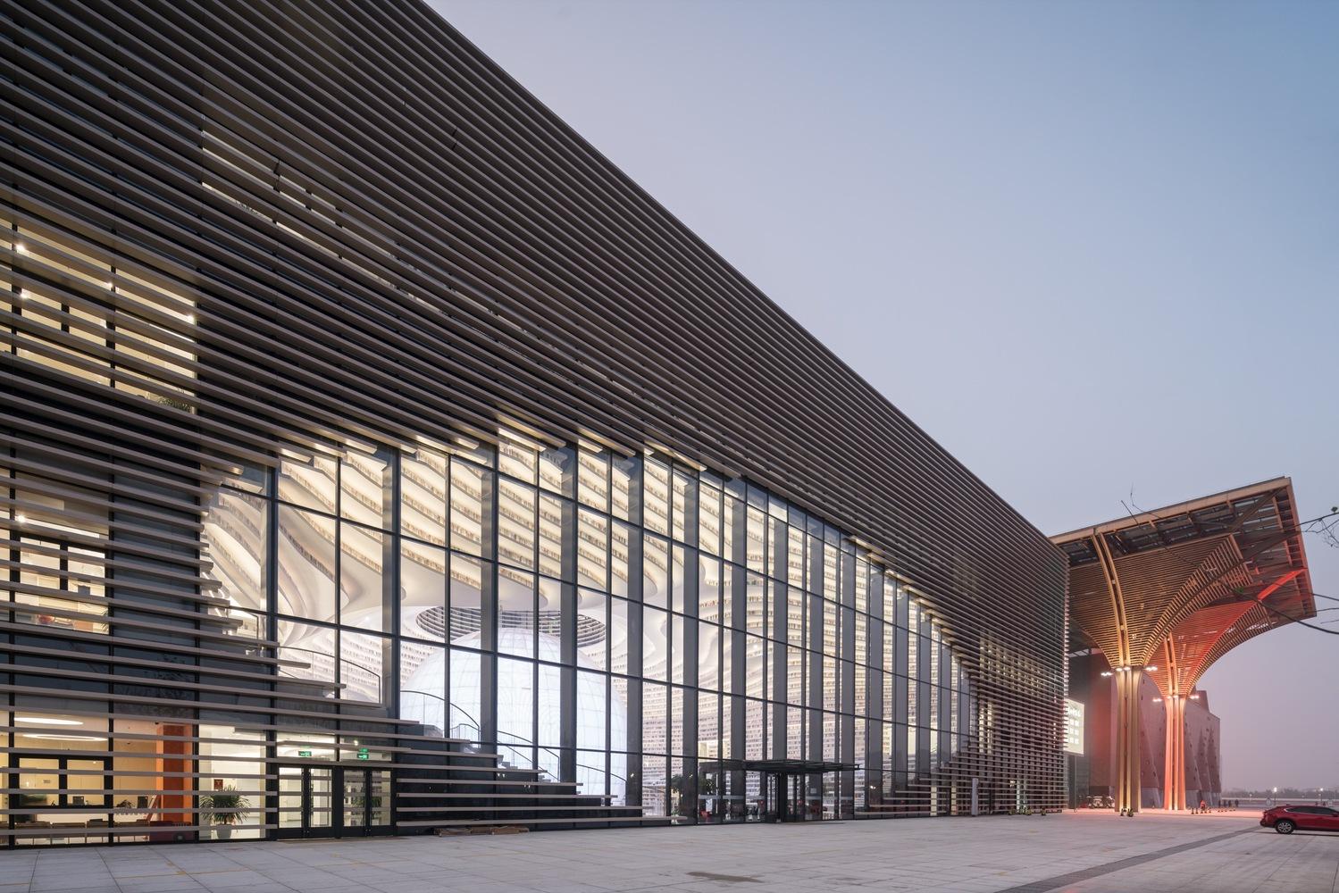 14_Tianjin Binhai Library_MVRDV_Inspirationist