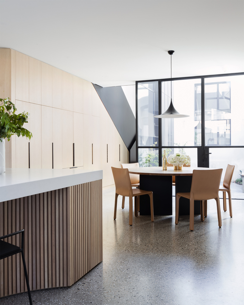 2_Port Melbourne House_Pandolfini Architects_Inspirationist