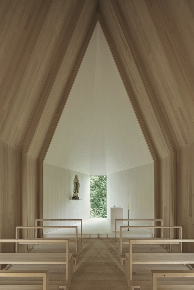 3_Kapelle Salgenreute_Bernardo Bader Architekten_Inspirationist