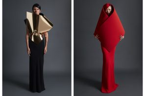 Gareth Pugh's S/S 18 collection