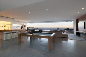LA renovation focuses on site and views