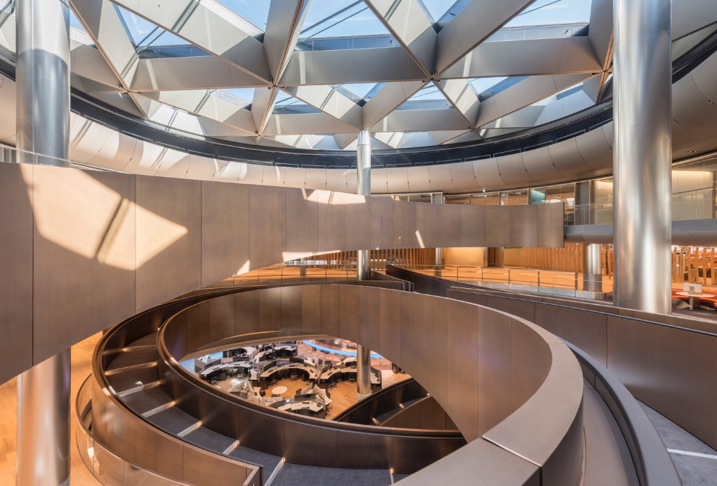 2_Bloomberg's European HQ_Foster + Partners_Inspirationist