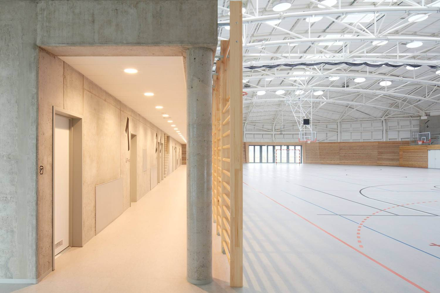 5_Dolní Břežany Sports Hall_Sporadical_Inspirationist