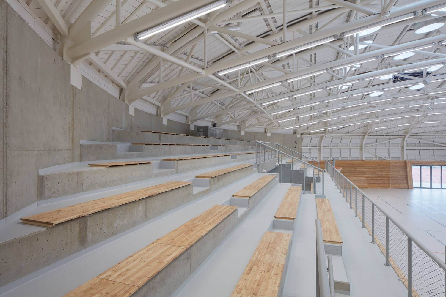 7_Dolní Břežany Sports Hall_Sporadical_Inspirationist