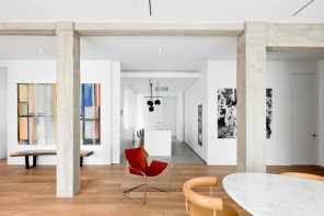 H Residence: a home + gallery in Madrid