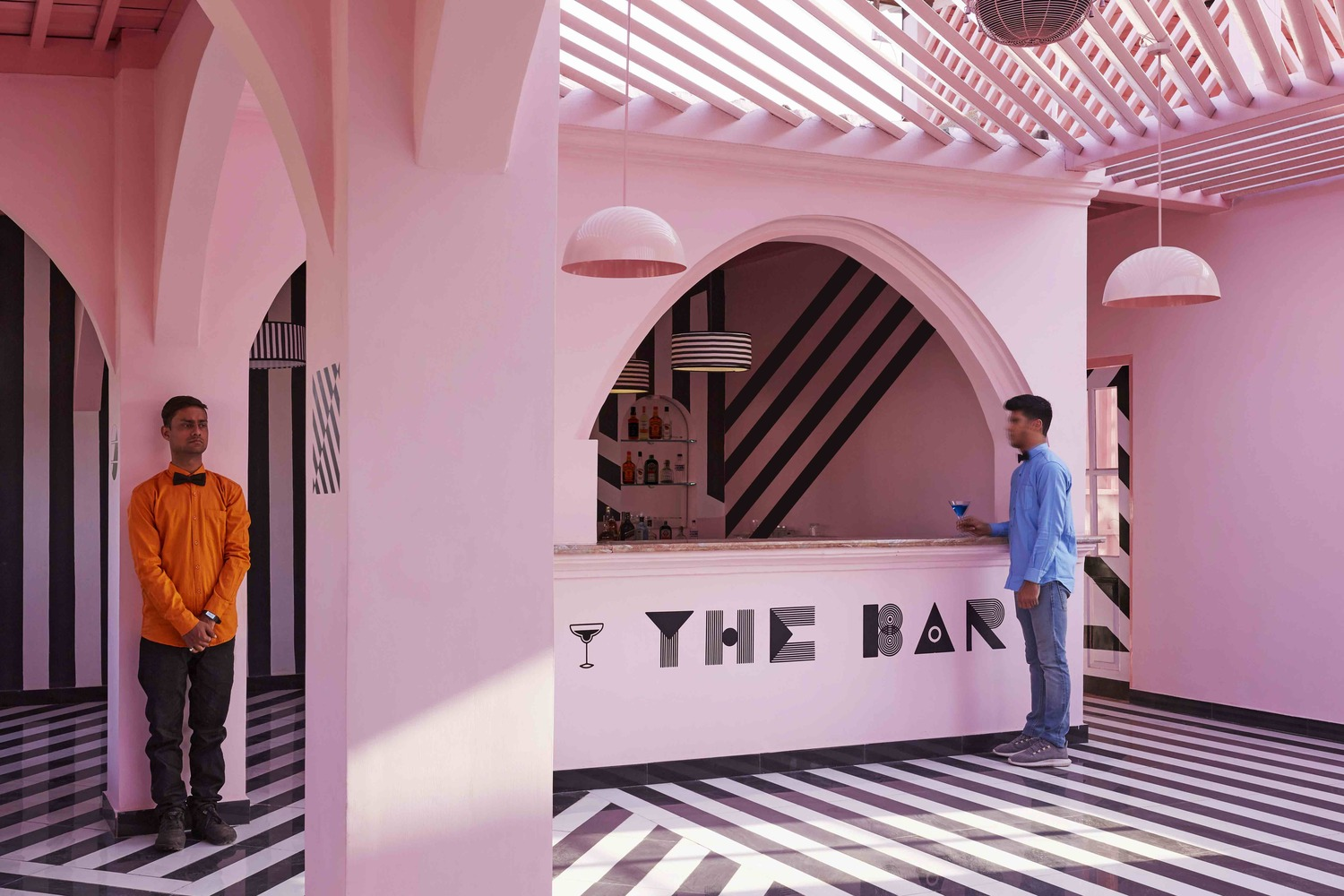 3_The Pink Zebra_Renesa Architecture Design Interiors_Inspirationist