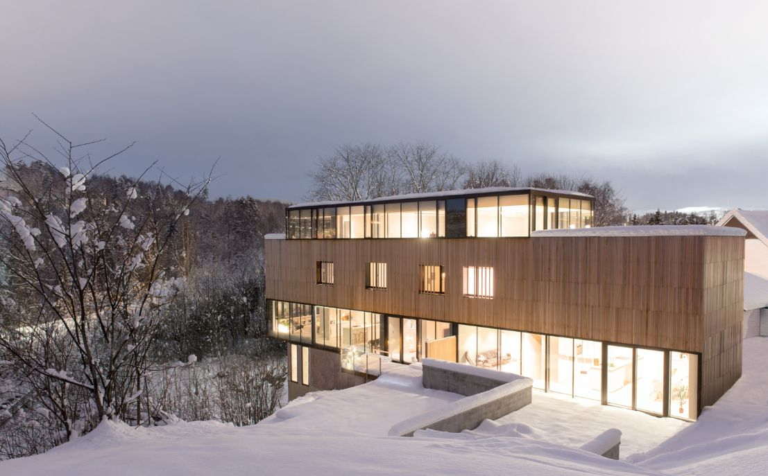 7_Two-in-One House_Reiulf Ramstad Arkitekter_Inspirationist
