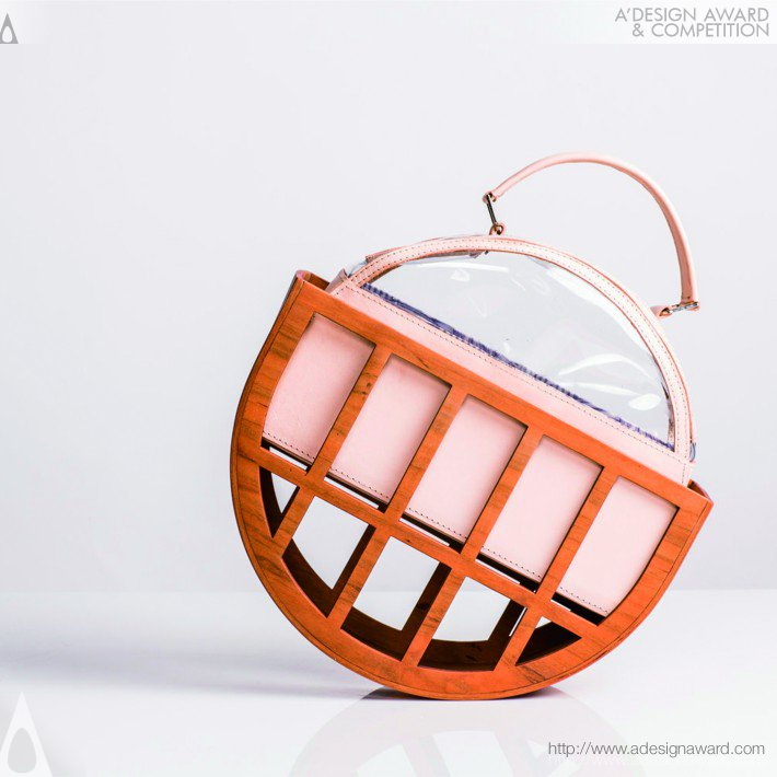 Geta Inheritance Handbag by Jingwen Zhang