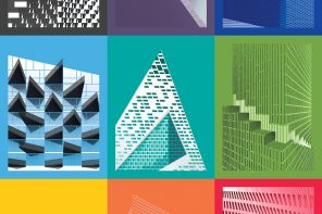 Syntax in Architecture: a Bjarke Ingels Group-inspired posters series by Giuseppe Gallo