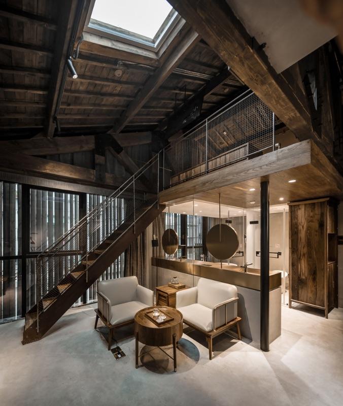 10_Yu Hotel_Shanghai Benzhe Architecture Design_Inspirationist