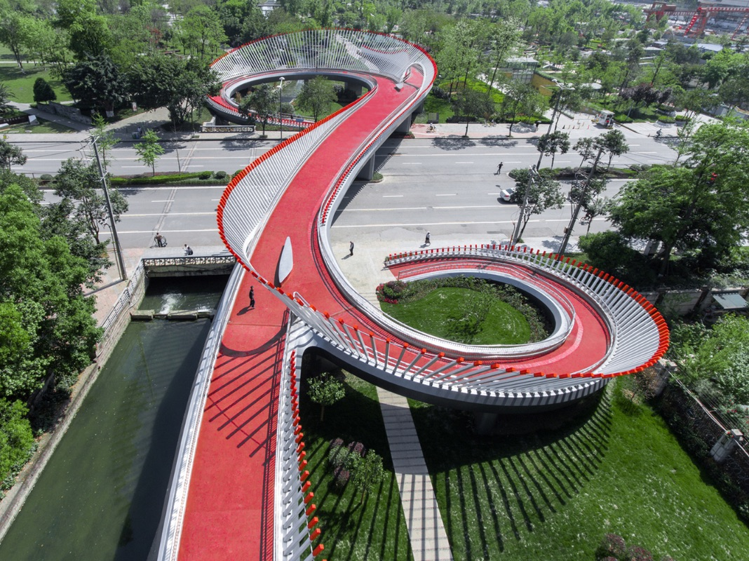 1_Ruyi Bridge_ZZHK Architects_Inspirationist