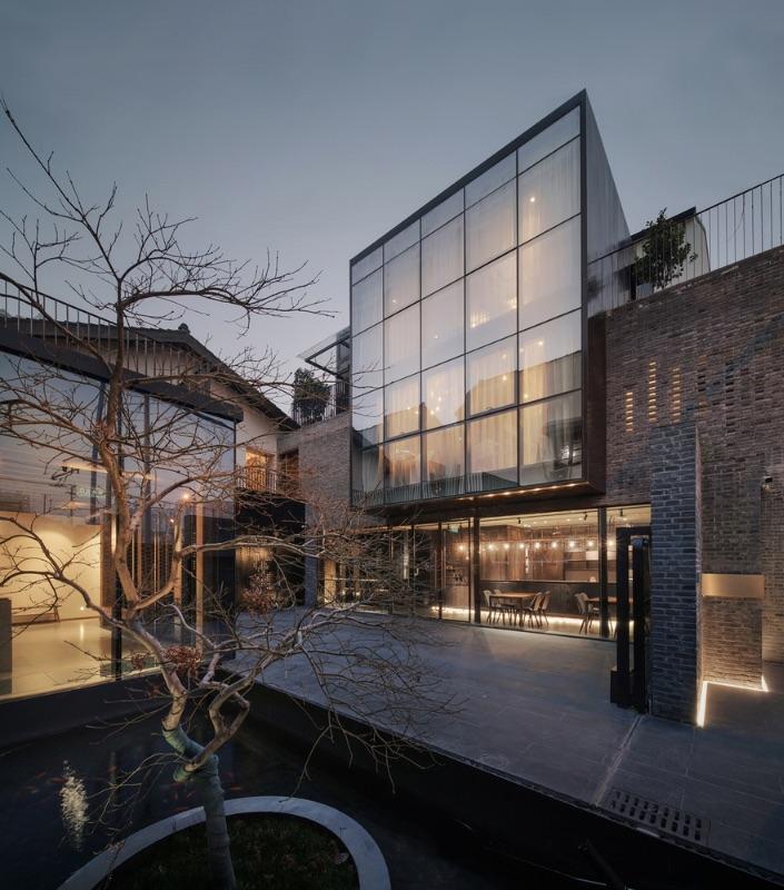 1_Yu Hotel_Shanghai Benzhe Architecture Design_Inspirationist