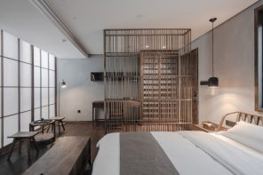 The Yu Hotel in Shanghai integrates culture, nature and architecture