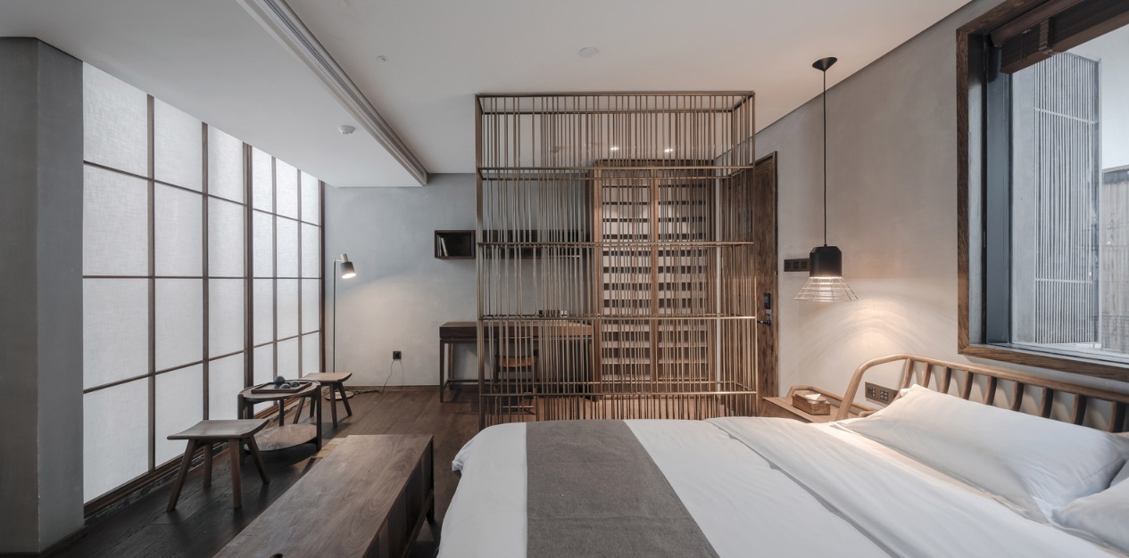 the yu hotel in shanghai integrates culture nature and architecture rh inspirationist net
