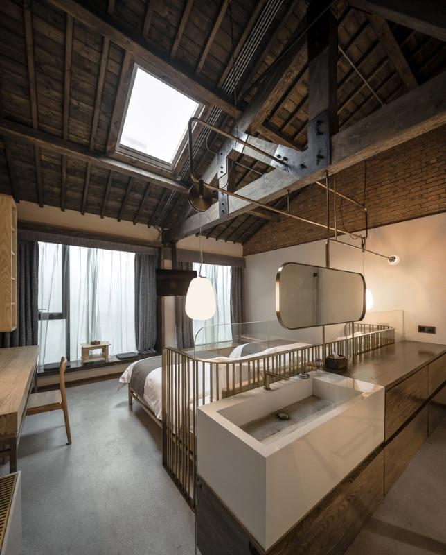 7_Yu Hotel_Shanghai Benzhe Architecture Design_Inspirationist