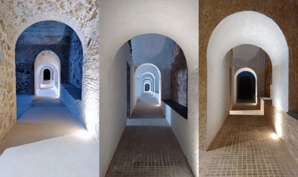8_International Arts Center and Hotel at the Sant Julià de Ramis Fortress_uses- Viader Architects_Inspirationist