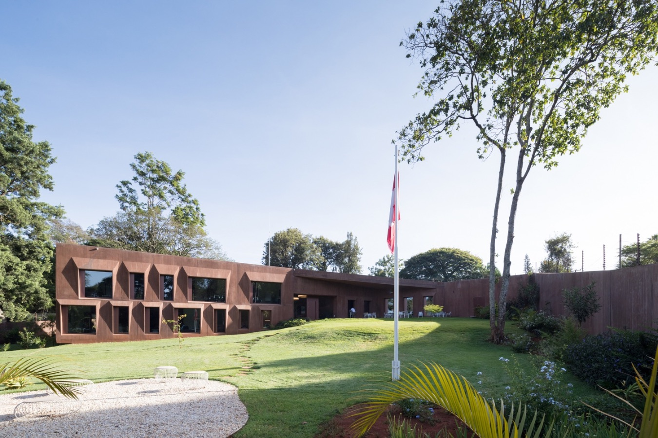 8_Swiss Embassy in Nairobi_ro.ma. architekten_Inspirationist