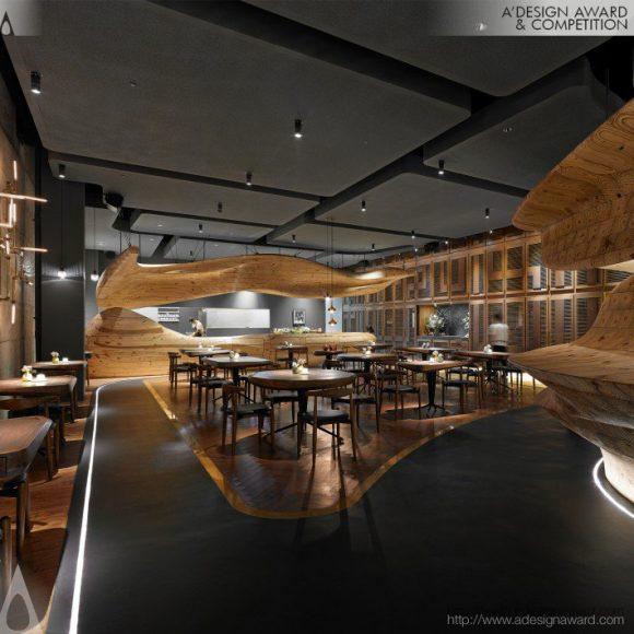 Raw Restaurant, Taipei Restaurant by WEIJENBERG Pte Ltd