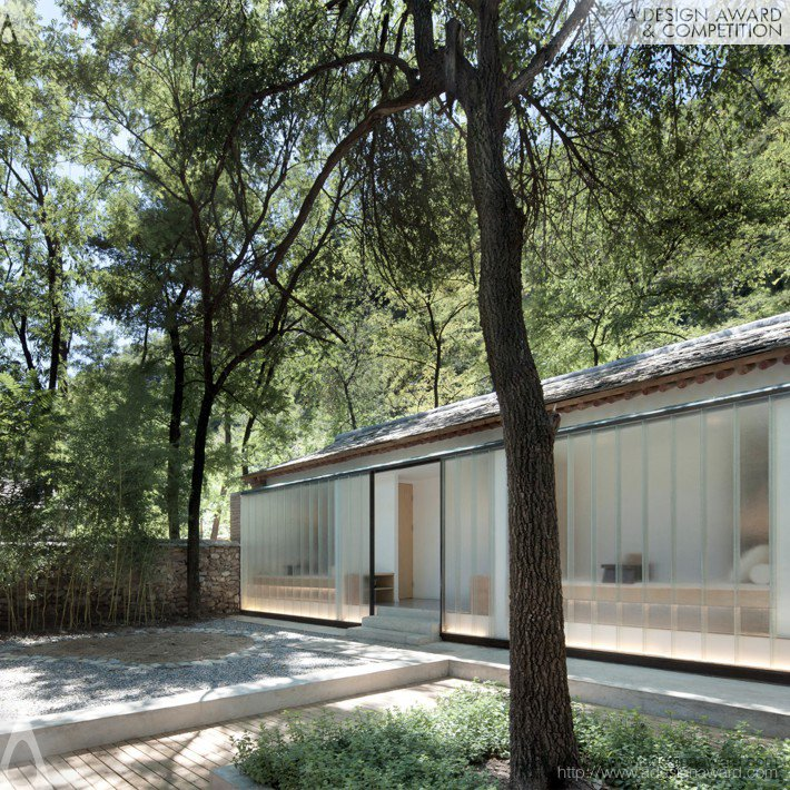 13_Yard Seclusion Accommodation in Farm by Lei Jin, Tianqi Guan, Teng Guo_Inspirationist