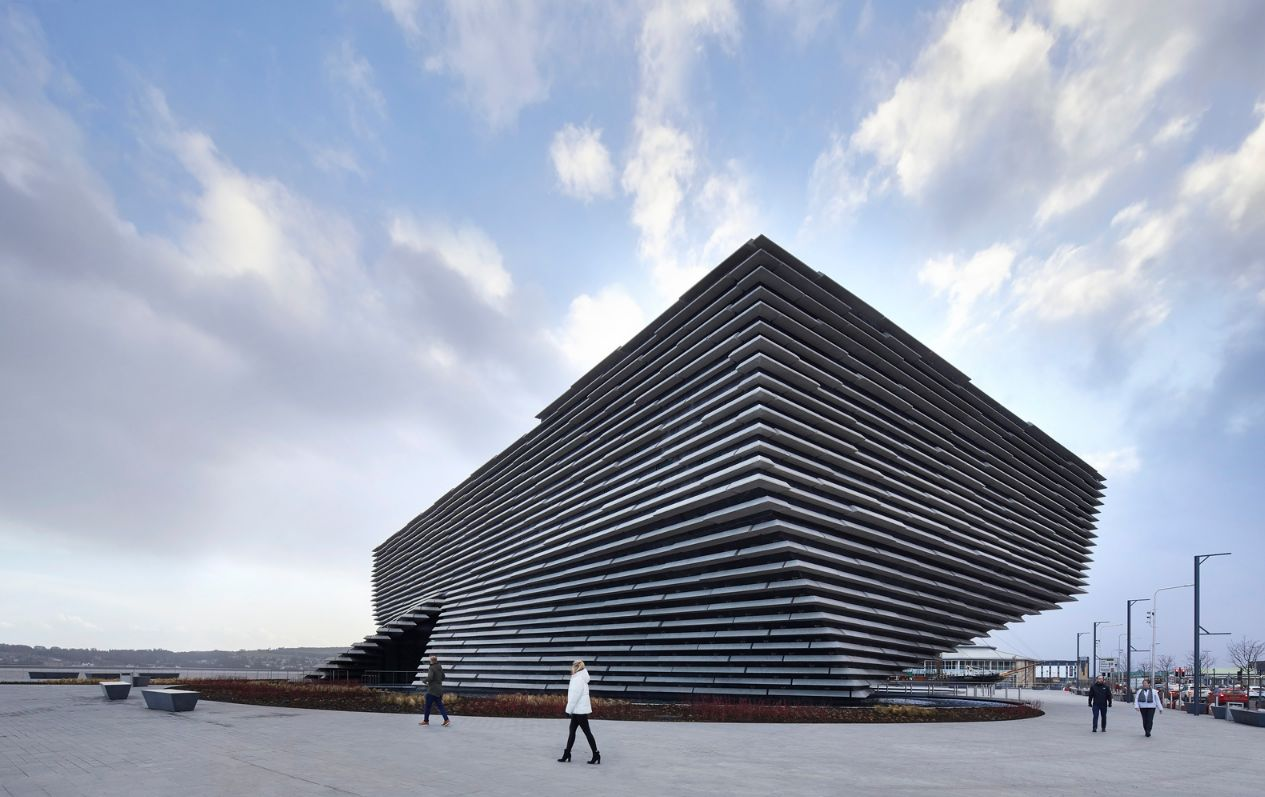 15_V&A Dundee_Kengo Kuma and Associates_Inspirationist