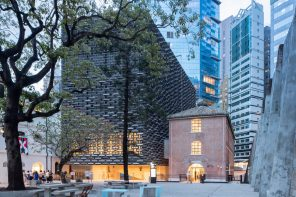 Herzog & de Meuron turn former Hong Kong police station, magistracy and prison into an urban oasis